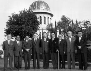 300px-Members_of_the_first_Universal_House_of_Justice,_elected_in_1963