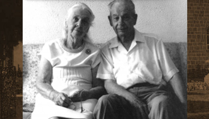Dudley M. Blakely and Elsa Russell Blakely