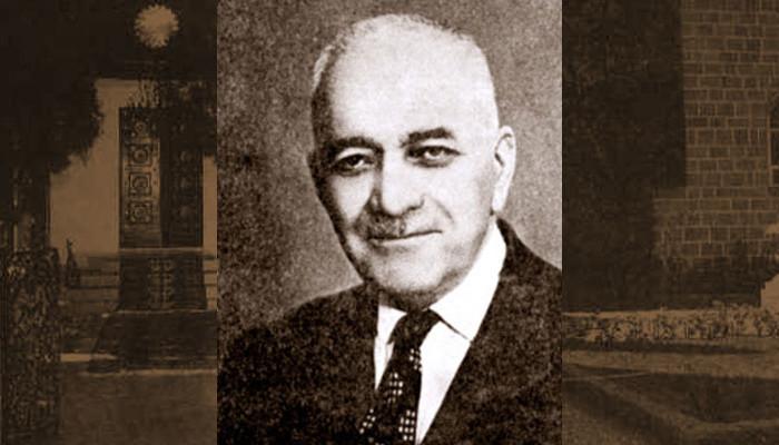 Mirza Asadu'llah Fadil Mazandarani (Jinab-i-Fadil)