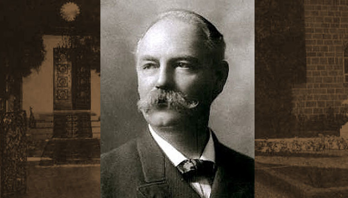 Thornton Chase, Disciple of 'Abdu'l-Bahá