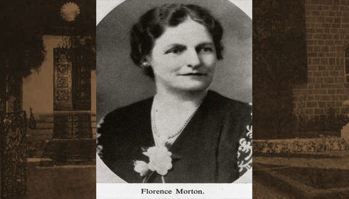 Florence Eleanor Reed Morton