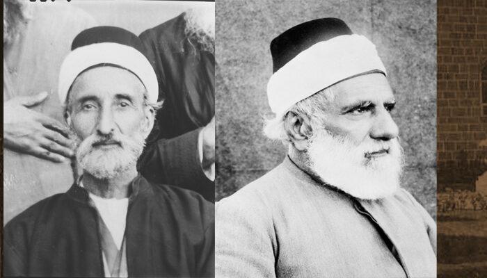 Áqá Mírzá Maḥmúd and Áqá Riḍá