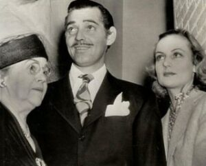 Peters, Gable and Lombard