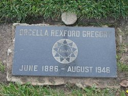 Orcella Rexford Gregory