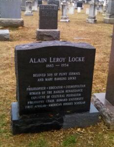 Langston Hughes Grave