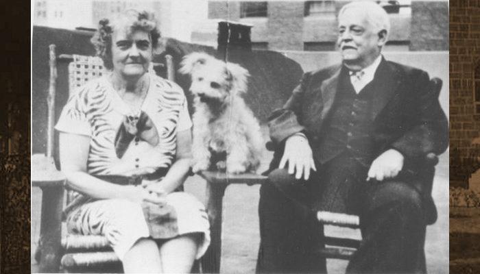 Edward B. Kinney and Carrie Kinney