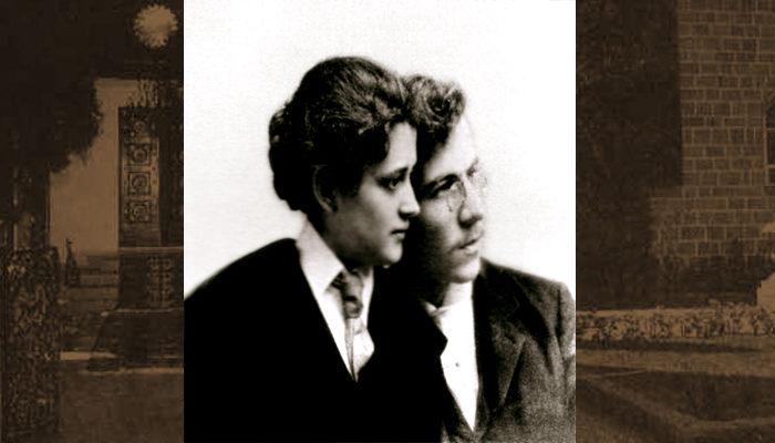 Joseph and Pauline Hannen