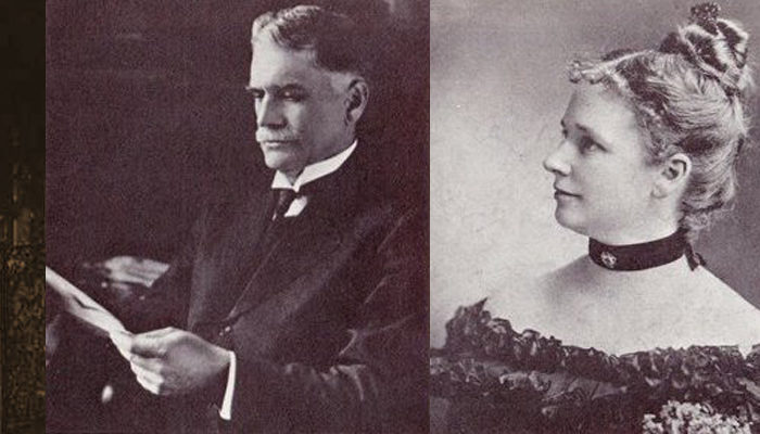 Charles Hermon Greenleaf and Elizabeth Roemer Greenleaf
