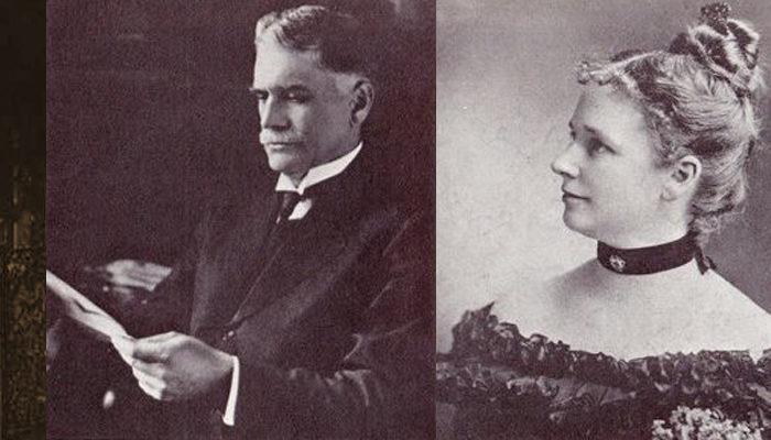 Charles Hermon Greenleaf and Elizabeth Roemer Greenleaf