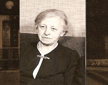 Johanna (Christensen) Schubarth