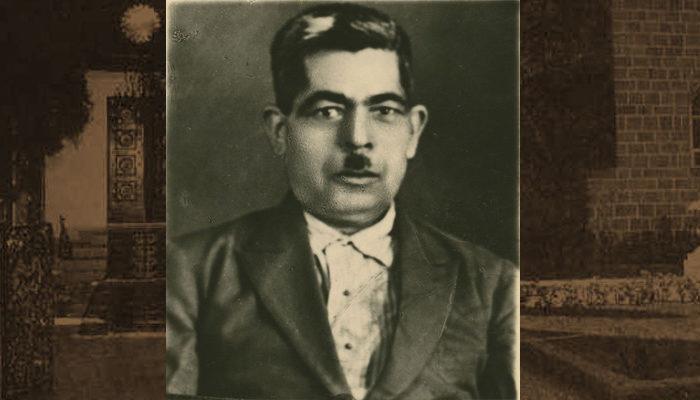 Bahram Seroosh Rahwani