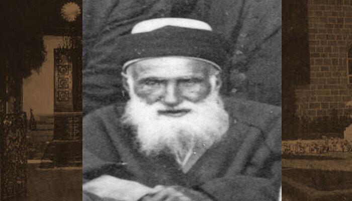 Hájí Mírzá Muhammad-Taqí, the Afnán