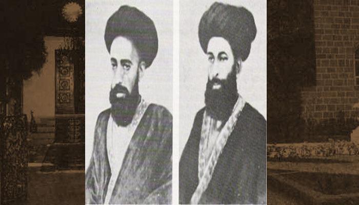 Mirza Muhammad-Husayn and Mirza Muhammad-Hasan